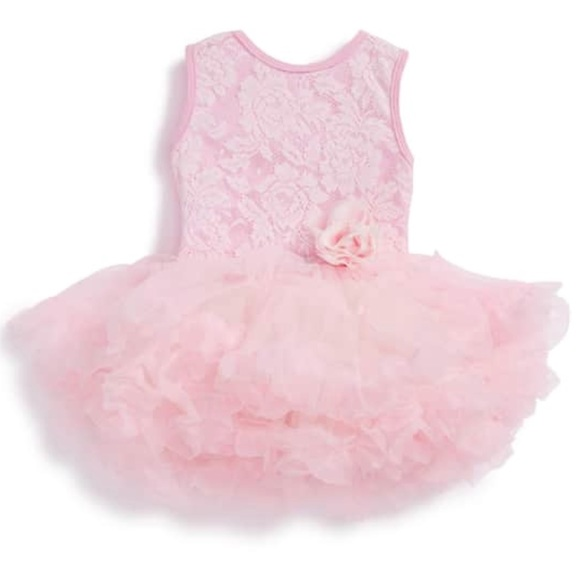 Nordstrom Baby Other - Nordstrom's Kids Lace Tulle Dress POPATU